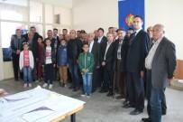 MEHMET TURAN - THK Gemerek Şube Başkanlığı Olağan Genel Kurulu Yapıldı