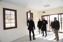 YAZıBAŞı - Torbalı'daki Helvacı Mahallesine 300 Metrekarelik Sosyal Tesis