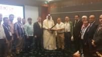 MOBİLYA - Trabzonlu Mobilya Firmaları Katar'da Fuara Katıldı