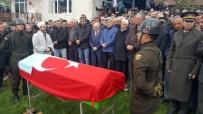 MOTOSİKLET KAZASI - Trafik Kazasında Ölen Uzman Çavuş Toprağa Verildi