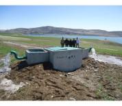 TARIM ARAZİSİ - Tunceli'de 16 Bin 370 Dekar Tarım Arazisi Sulamaya Açıldı