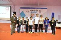 TÜRK BEYIN TAKıMı - Türkiye Beyin Olimpiyatlarının Şampiyonu İzmit Bilim Ve Sanat Merkezi Oldu