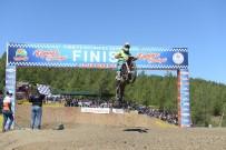 POLAT KARA - Türkiye Motokros Şampiyonası 1. Ayak Yarışları Sona Erdi