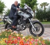 YÜZME YARIŞMASI - Türkiye'nin Motorcuları Dalyan'da Buluşuyor