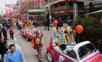 FESTIVAL - Uşak Belediyesi Çocuk Festivali Başladı