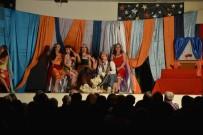 EĞİTİM DERNEĞİ - 'Yedi Kocalı Hürmüz' Ortaca'da Sahnelendi