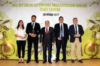 TÜRKIYE İHRACATÇıLAR MECLISI - Zeytinyağı İhracatında Yüzde 450'Lik Rekor Artış