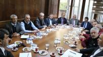 TERTIP KOMITESI - 1 Mayıs Tertip Komitesi Toplandı