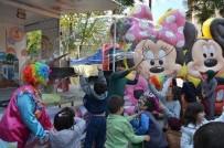 10'Uncu Geleneksel Çocuk Festivali'nde Çocuklar Doyasıya Eğleniyor