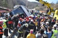 TÜRK METAL SENDIKASı - 7 Kadına Mezar Olan Otobüs Şoförü Hakkında Flaş Karar