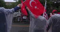 PROTESTO - ABD'de Türkler Ve Ermenilerden Karşıt Protesto