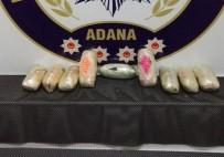 Adana'da 10 Bin Uyuşturucu Hap Ele Geçirildi
