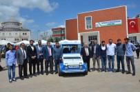 MUSTAFA TALHA GÖNÜLLÜ - Adıyaman Üniversitesi Kendi Aracını Kendisi Üretiyor