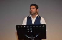 ABDULLAH YıLMAZ - Adıyaman Üniversitesinde 'Şiirli Muhabbet' Adlı Şiir Dinletisi Yapıldı