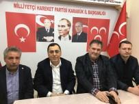 ANAYASA DEĞİŞİKLİĞİ - AK Parti'den MHP'ye Ziyaret