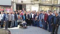 AK Parti İl Başkanı Hasan Demiraslan, Körfez İlçelerine Çıkarma Yaptı