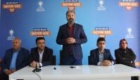 MECLIS BAŞKANı - AK Parti 'Teşekkür' Ziyaretlerine Başladı