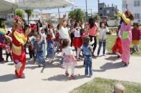ULUSAL EGEMENLIK - Akdeniz'de 23 Nisan Coşkusu Sürüyor