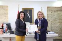 ORGANIK TARıM - Altın Madalyalı Balcıoğlu'na Başkan Uyar'dan Teşekkür