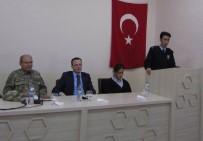 DÜĞÜN SEZONU - Artova Kaymakamı Özdemir'den Ateşli Silah Kullanımına Karşı Uyarı