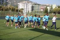 TEKNİK DİREKTÖR - Aytemiz Alanyaspor'da Kayserispor Maçı Hazırlıkları Başladı
