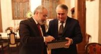 YALÇıN TOPÇU - Azerbaycan'ın Kurucusu Mehmed Emin Resulzade'nin Torunu Ankara'ya Geliyor