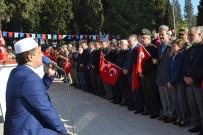 İMAM HATİP - Balıkesir'de '57. Alaya Vefa' Yürüyüşü