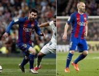 TEKNİK DİREKTÖR - Barcelona'dan Messi ve Iniesta açıklaması