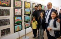 Başak Kolejinin Minik Sanatçıları Eserleriyle Beğeni Topladı