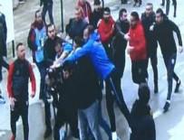 İSTANBUL BAŞAKŞEHİRSPOR - Başakşehirli futbolculara ceza