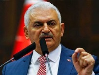 Başbakan Yıldırım'dan AKPM'ye tepki