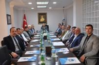 MEMUR - Başkan Dinçer, UKOME'de Ulaşım Sektörü Temsilcilerine Yeteri Kadar Yer Verilmesini İstedi