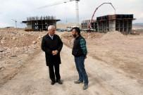 Başkan Karayol 4. Etap TOKİ Şantiyesini Ziyaret Etti