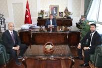 Başkan Okumuş Açıklaması 'Türkoğlu'nun Yatırımlarla Çehresi Hızla Değişti'
