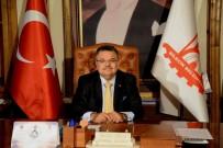 Başkan Yağcı'nın Bilecik Şeyh Edebali Üniversitesinin Kuruluş Yıl Dönümü Mesajı