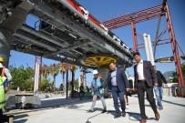 TELEFERIK - Başkan Yücel, 'Teleferik Alanya'yı Çekim Merkezi Yapacak'