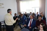 İŞ SAĞLIĞI - Belediye Personeline İş Sağlığı Eğitimi
