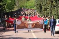 SERKAN YILDIRIM - Bilecik'te 57. Alay 'Vefa Yürüyüşü' Yapıldı
