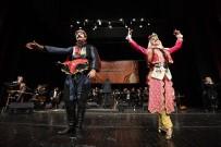 TÜRK HALK MÜZİĞİ - Büyükşehir'den 'Derin Köklerin Türküleri' Konseri