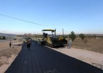 SICAK ASFALT - Büyükşehir Şehitkamil Bölgesinde 143 Km Asfalt Yaptı