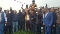 MUSTAFA ARSLAN - Büyükşehirli Güreşçiler 2017'Ye Hızlı Başladı