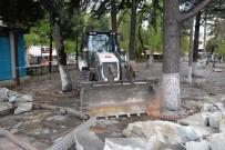 Cemalettin Köklü Parkı'nda Çalışmalar Başladı
