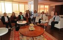CHP İl Kadın Kollarından Başkan Çerçioğlu'na Ziyaret