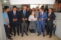 MİLLİ EĞİTİM MÜDÜRÜ - Cizre'de 12 Yaşındaki Öğrencinin Sergisi Büyük Beğeni Topladı