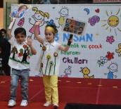 Çocuklar Bayramın Tadını Piazza'da Çıkardı
