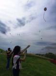ÇOCUK YUVASI - Çocuklar Uçurtma Şenliğinde Doyasıya Eğlendi