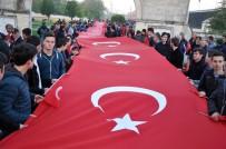 SELIMIYE CAMII - Edirne '57. Alay' Şehitleri İçin Yürüdü