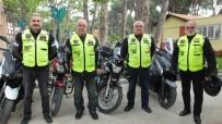 EKMOK Sürücüleri Kask Konusunda Uyardı