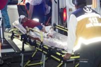El Bab'da El Yapımı Patlayıcı İnfilak Etti Açıklaması 4 Yaralı