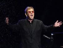 İNGILTERE - Elton John'a 'ölümcül bakteri' teşhisi